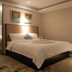 Yingshang Fanghao Hotel 3* Представительский номер с различными типами кроватей фото 2