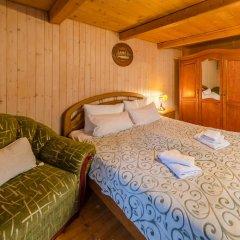 Гостиница Велика Ведмедиця комната для гостей фото 2