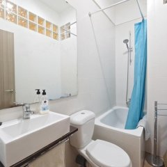 Отель Parallel-Patio Барселона ванная