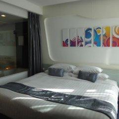 Glacier Hotel Khon Kaen 3* Номер Делюкс с различными типами кроватей фото 4