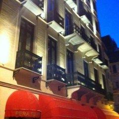 Отель Pera Residence Стамбул вид на фасад фото 2