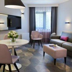 Отель Citadines Trocadéro Paris 3* Студия Делюкс с различными типами кроватей фото 8