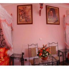 Moroccan House Hotel Marrakech 3* Стандартный номер с различными типами кроватей фото 5