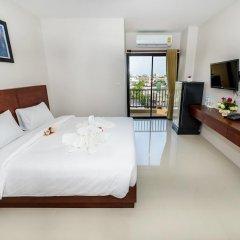 Отель The Topaz Residence 3* Улучшенный номер разные типы кроватей фото 3