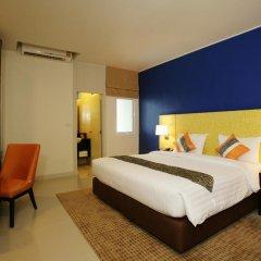 Отель Legacy Express Sukhumvit by Compass Hospitality 3* Улучшенный номер с различными типами кроватей фото 7