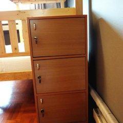 Ideer Hostel Кровать в мужском общем номере фото 8