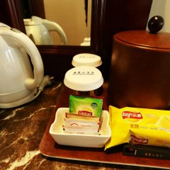 Guxiang Hotel Shanghai 4* Стандартный номер с различными типами кроватей фото 12
