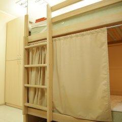 Hostel Good Night Кровать в общем номере двухъярусные кровати