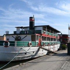 Отель Den Röda Båten Швеция, Стокгольм - отзывы, цены и фото номеров - забронировать отель Den Röda Båten онлайн приотельная территория фото 2