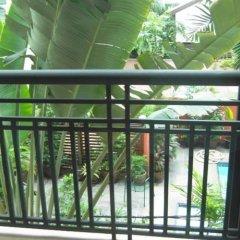 Апартаменты Montara Executive Serviced Apartment балкон