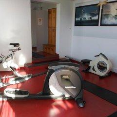 Отель PenichePraia - Bungalows, Campers & Spa фитнесс-зал