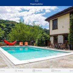 Отель Veliko Tarnovo Villa Велико Тырново бассейн