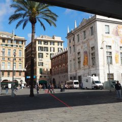 Отель La Dimora di Palazzo Serra Генуя парковка