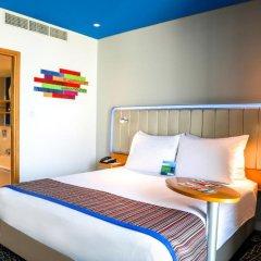 Отель Park Inn by Radisson, Abu Dhabi Yas Island 3* Стандартный номер с различными типами кроватей фото 7