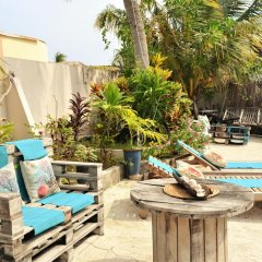 Отель Maison Tiare' Maldives Thulusdhoo Остров Гасфинолу бассейн фото 3