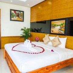 Отель Bien Dao Homestay Hoi An 3* Стандартный номер с различными типами кроватей фото 6