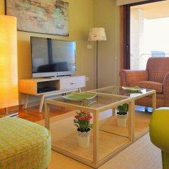 Отель Ático en Isla de la Toja комната для гостей фото 2