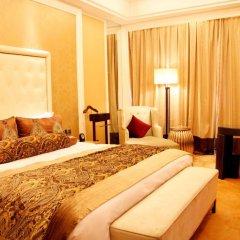 Radegast Hotel CBD Beijing 5* Представительский номер с различными типами кроватей фото 2