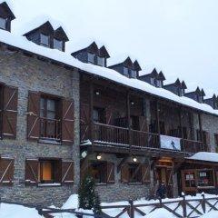 Отель Alberg Les Daines балкон