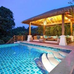 Отель Baan Sai Tan Самуи бассейн