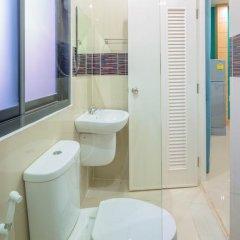 Отель Phoomjai House 3* Улучшенный номер с различными типами кроватей фото 18