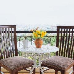Отель MetroPoint Bangkok 4* Улучшенный номер с различными типами кроватей фото 6