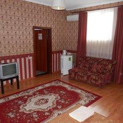Мини-отель Домашний Очаг Краснодар комната для гостей фото 4