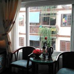 Hanoi Rendezvous Boutique Hotel 3* Номер Делюкс с различными типами кроватей фото 12