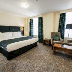 Отель Holiday Inn London - Kensington 4* Представительский номер с различными типами кроватей фото 8