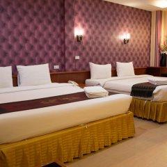 Natural Samui Hotel 2* Люкс с различными типами кроватей фото 7