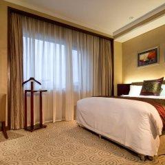 Millennium Hotel Chengdu 4* Представительский люкс с различными типами кроватей фото 4