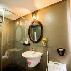 Отель Hoang Dao Villa 3* Улучшенный номер с различными типами кроватей фото 5