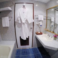 Отель City Lodge Soi 9 3* Стандартный номер фото 2