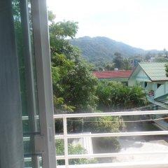 Отель Kasemsuk Guesthouse балкон
