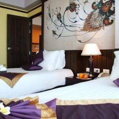 Sarita Chalet & Spa Hotel 3* Номер Делюкс с различными типами кроватей фото 6
