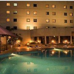 Отель Novotel Port Harcourt бассейн