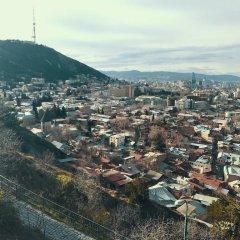 Отель Corner Hostel Грузия, Тбилиси - отзывы, цены и фото номеров - забронировать отель Corner Hostel онлайн балкон