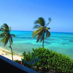 Отель Tiuna Колумбия, Сан-Андрес - отзывы, цены и фото номеров - забронировать отель Tiuna онлайн пляж фото 2