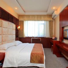 Capital Airport International Hotel 4* Номер Делюкс с различными типами кроватей фото 3