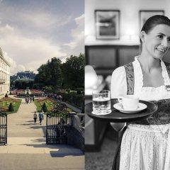 Отель Mercure Salzburg City 4* Стандартный номер