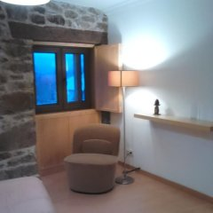 Отель casa do alpendre de montesinho Стандартный номер с различными типами кроватей фото 9