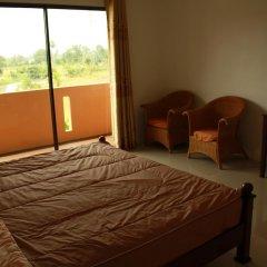 Отель Relaxation 2* Стандартный номер двуспальная кровать фото 2