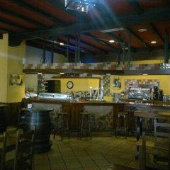 Отель Hostal Las Brujas гостиничный бар
