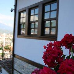 Отель Vila Aleksander Албания, Берат - отзывы, цены и фото номеров - забронировать отель Vila Aleksander онлайн балкон