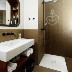 25hours Hotel HafenCity 4* Каюта разные типы кроватей фото 13