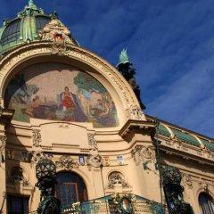 Отель Benediktska Чехия, Прага - отзывы, цены и фото номеров - забронировать отель Benediktska онлайн