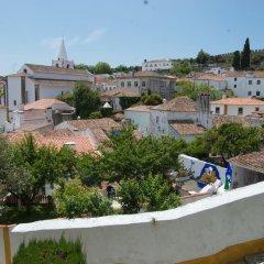 Отель Casa do Candeeiro Обидуш балкон