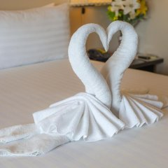 Отель Golden Tulip Essential Pattaya 4* Улучшенный номер с различными типами кроватей фото 37