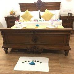 Отель White Villa Resort Aungalla 3* Номер Делюкс с двуспальной кроватью фото 5