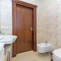 Апартаменты Sopockie Apartamenty - Golden Apartment Сопот ванная